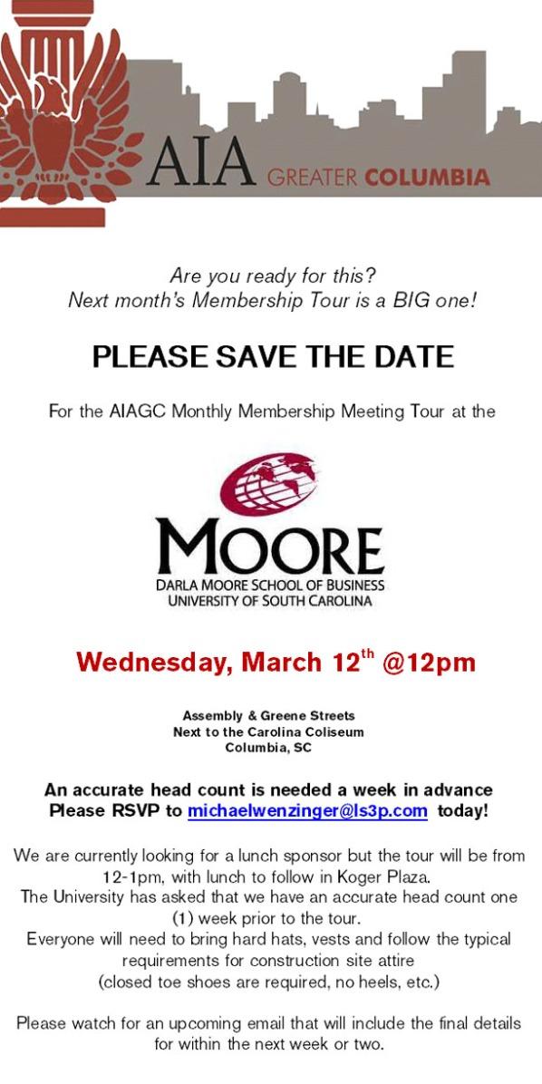 March 2014 Membership Meeting