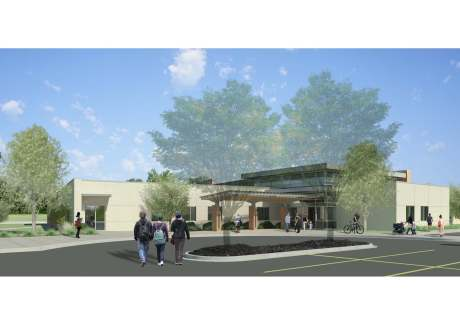 Feb Membership_PH Dutch Fork Rd MOB - Rendering