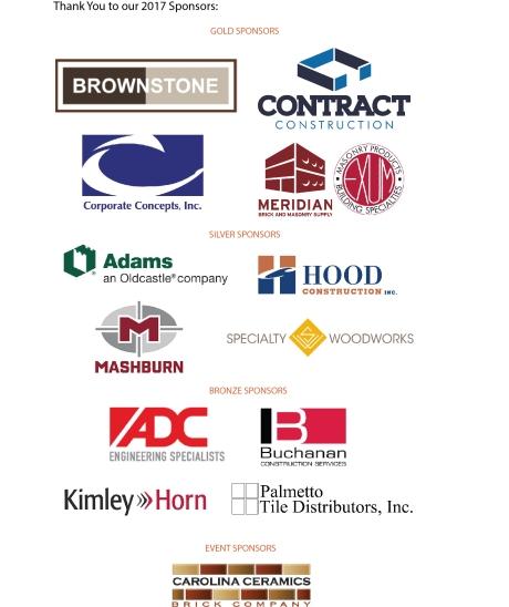 AIAGC -2017 Sponsors