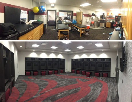 WBB Lockers